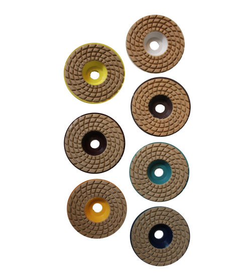 DCRPD Polishing Pad